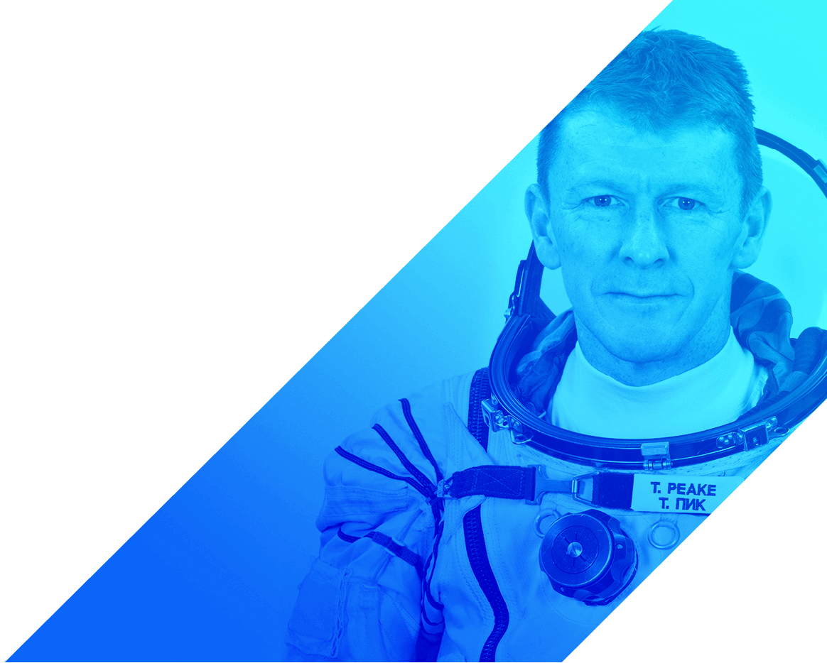 Picture of Tim Peake