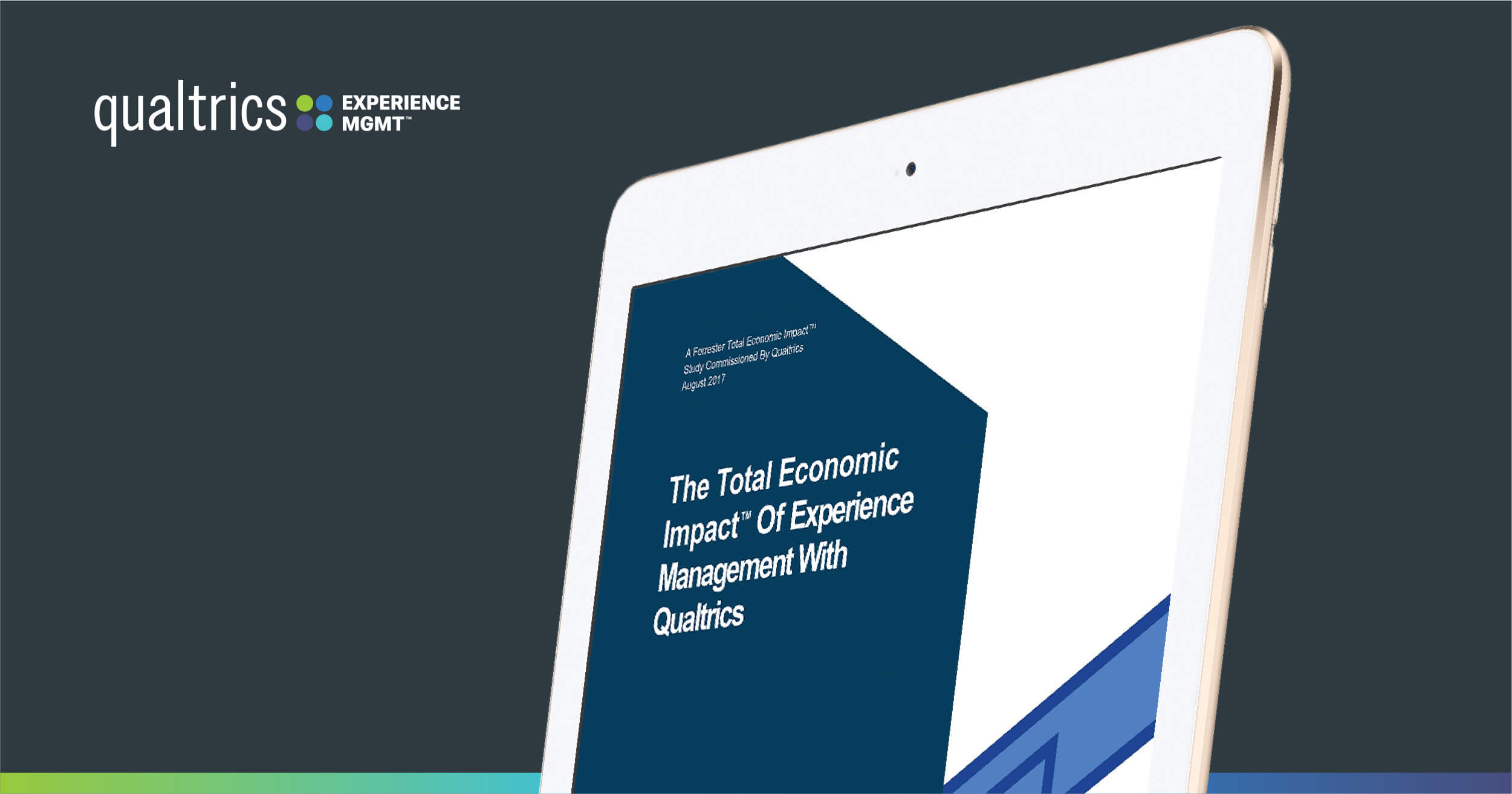 Forrester Study: Economic Impact of Experience Management