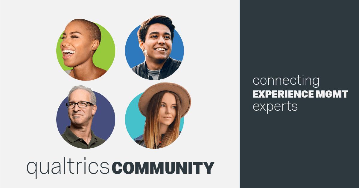 Introducing the Qualtrics Community Platform