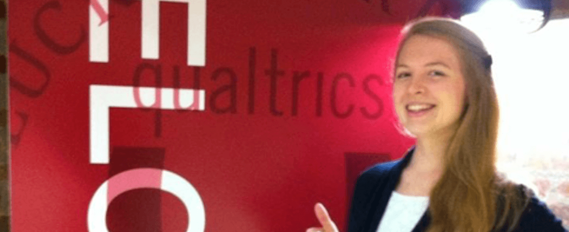 'Why Qualtrics' – Elena S., Sales – Research Services