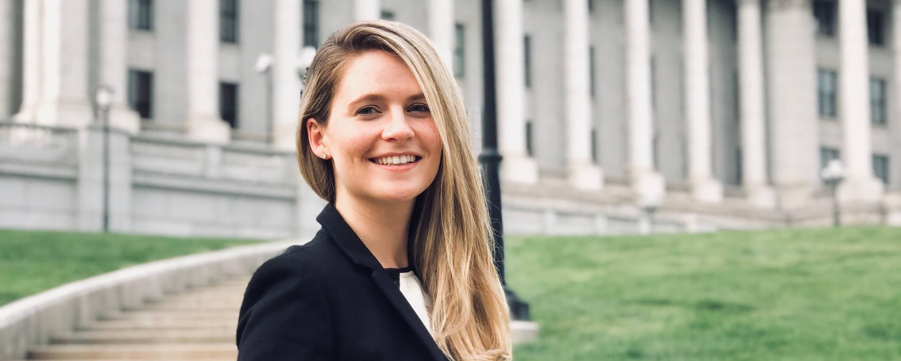 'Why Qualtrics' – Chelsie Bright, XM Scientist