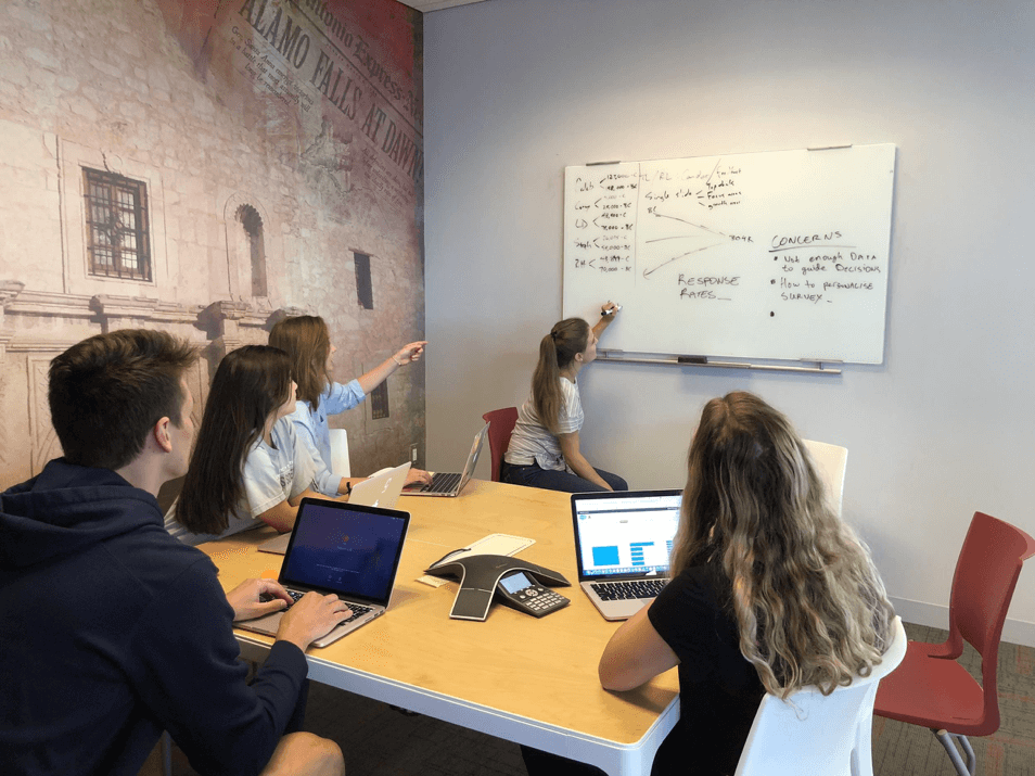 10 perks of being an intern at Qualtrics