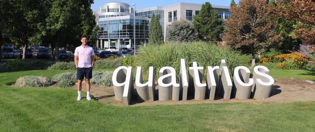 'Why Qualtrics?' Dan S — 2018 Sales Development intern (who still might come back!)