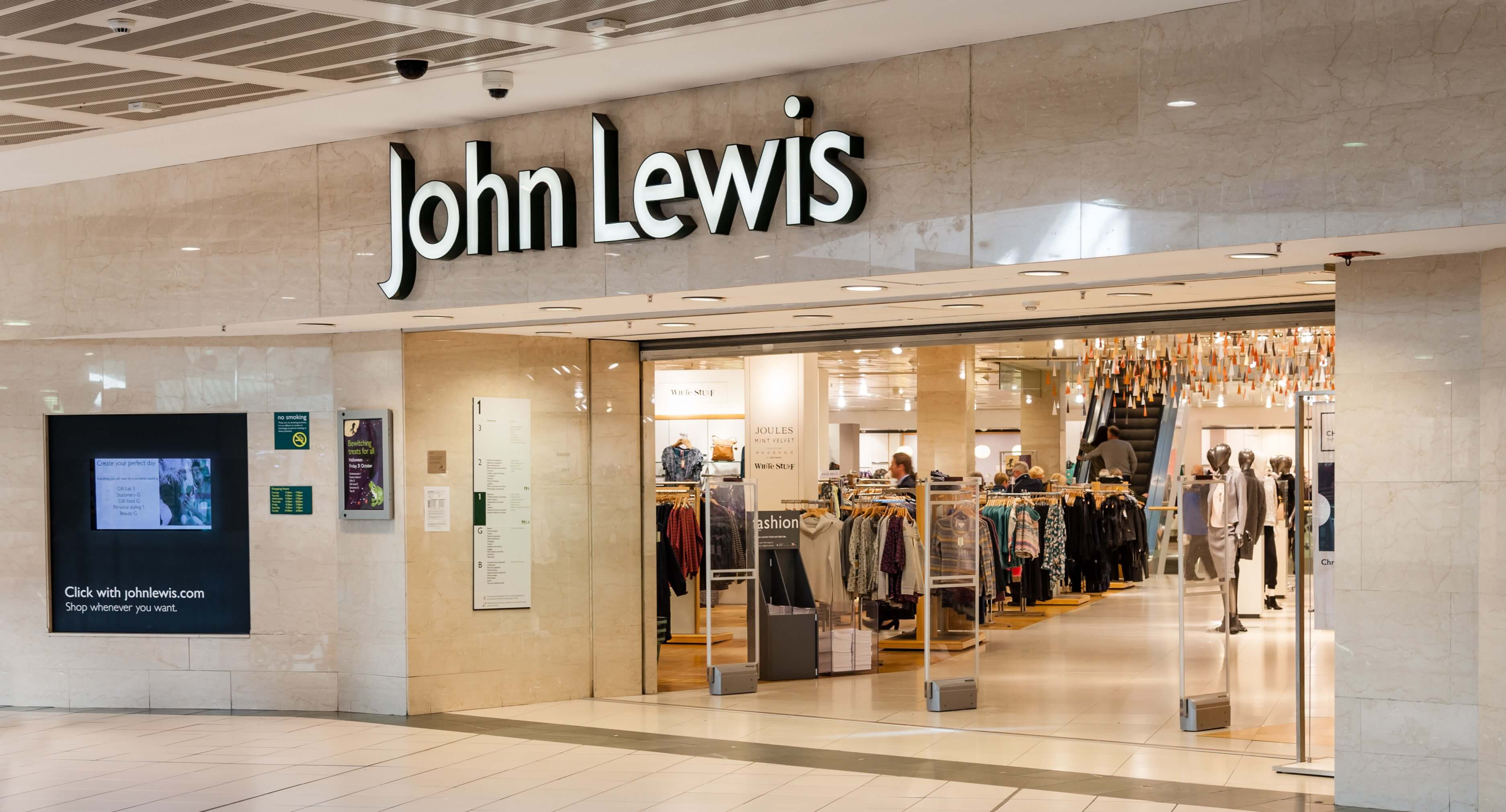 What the John Lewis re-brand tells us about the future of retail (hint: it's all about the experience)