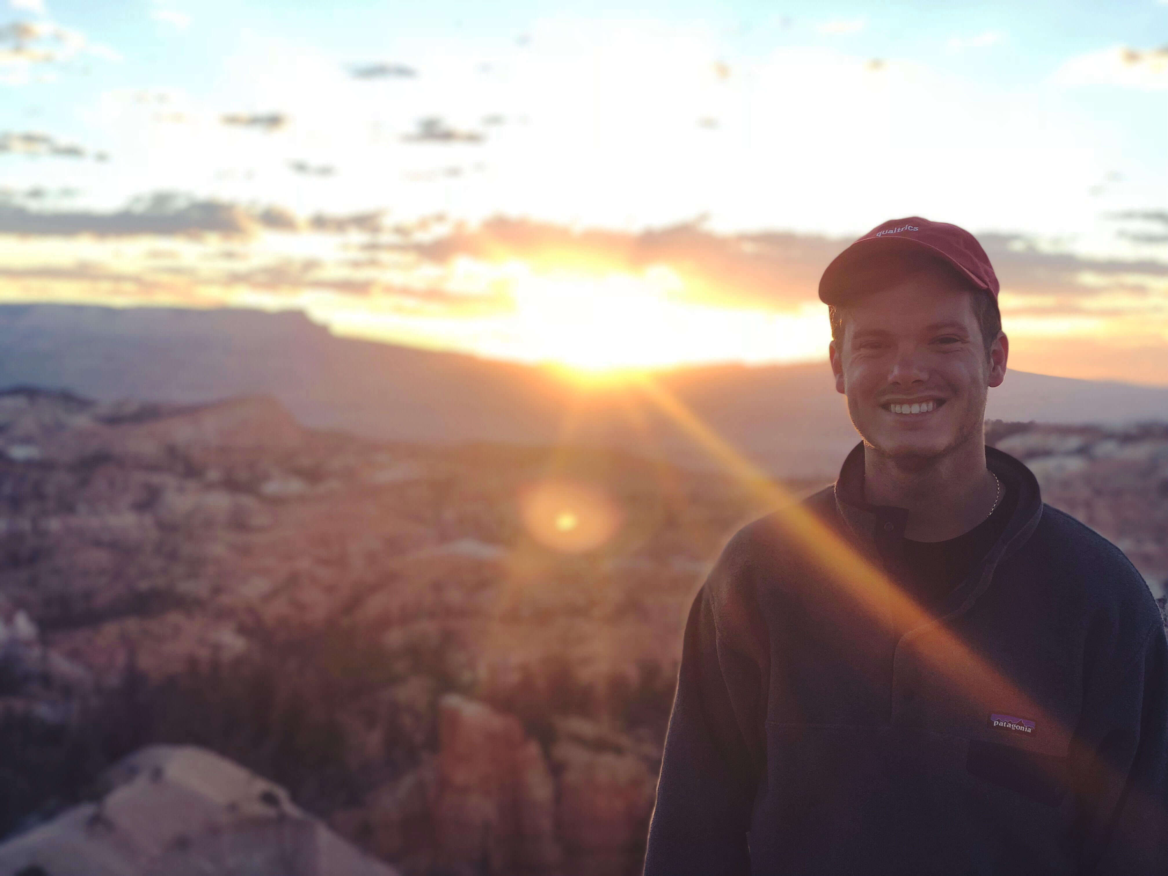 'Why Qualtrics?' Lucas G. — Research Services Account Executive