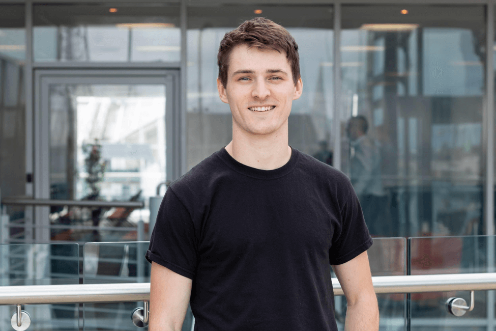 """""""Why Qualtrics"""" – Conor L., Software Engineer"""