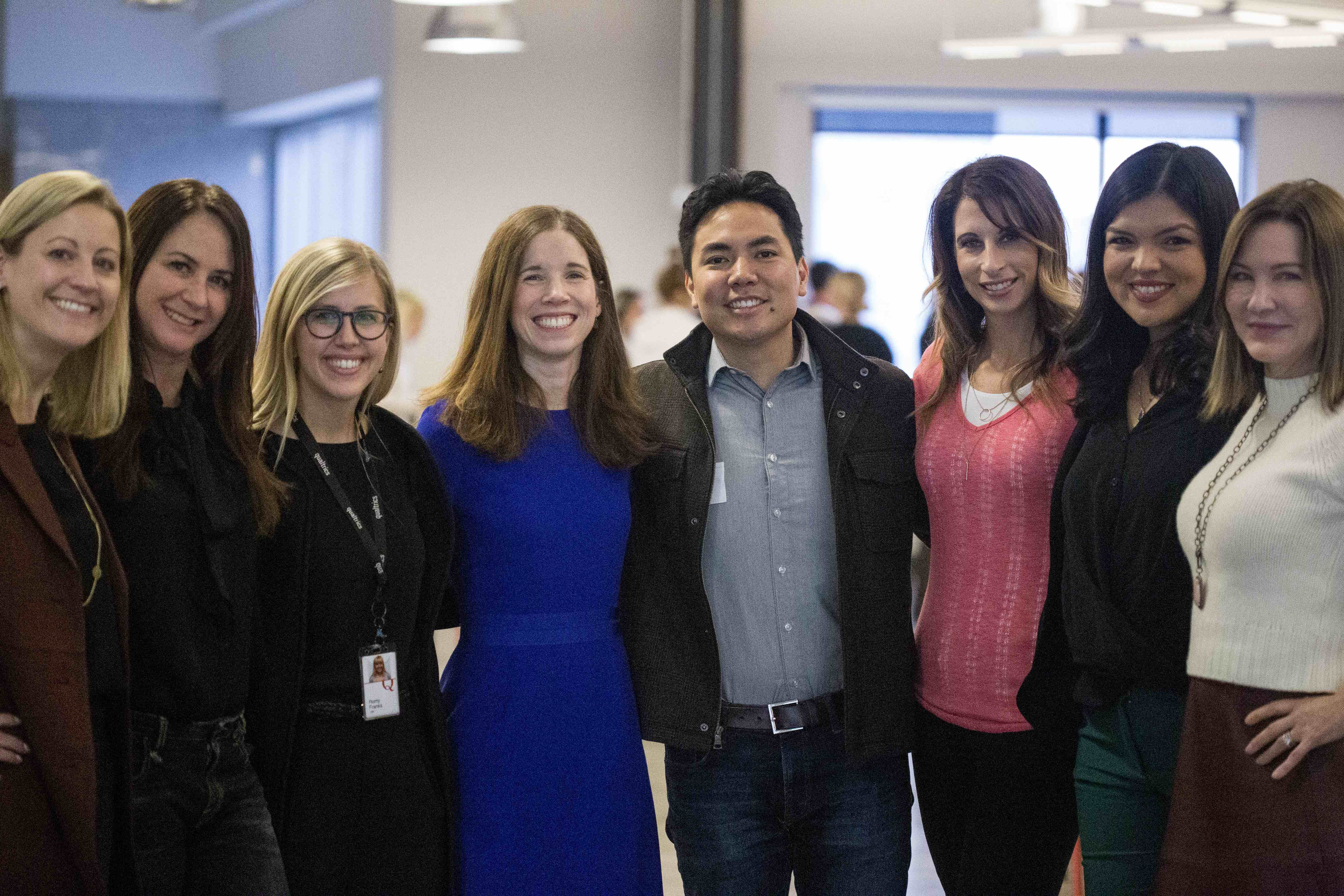 Ember: A Qualtrics Inaugural Event Networking and Empowering Women