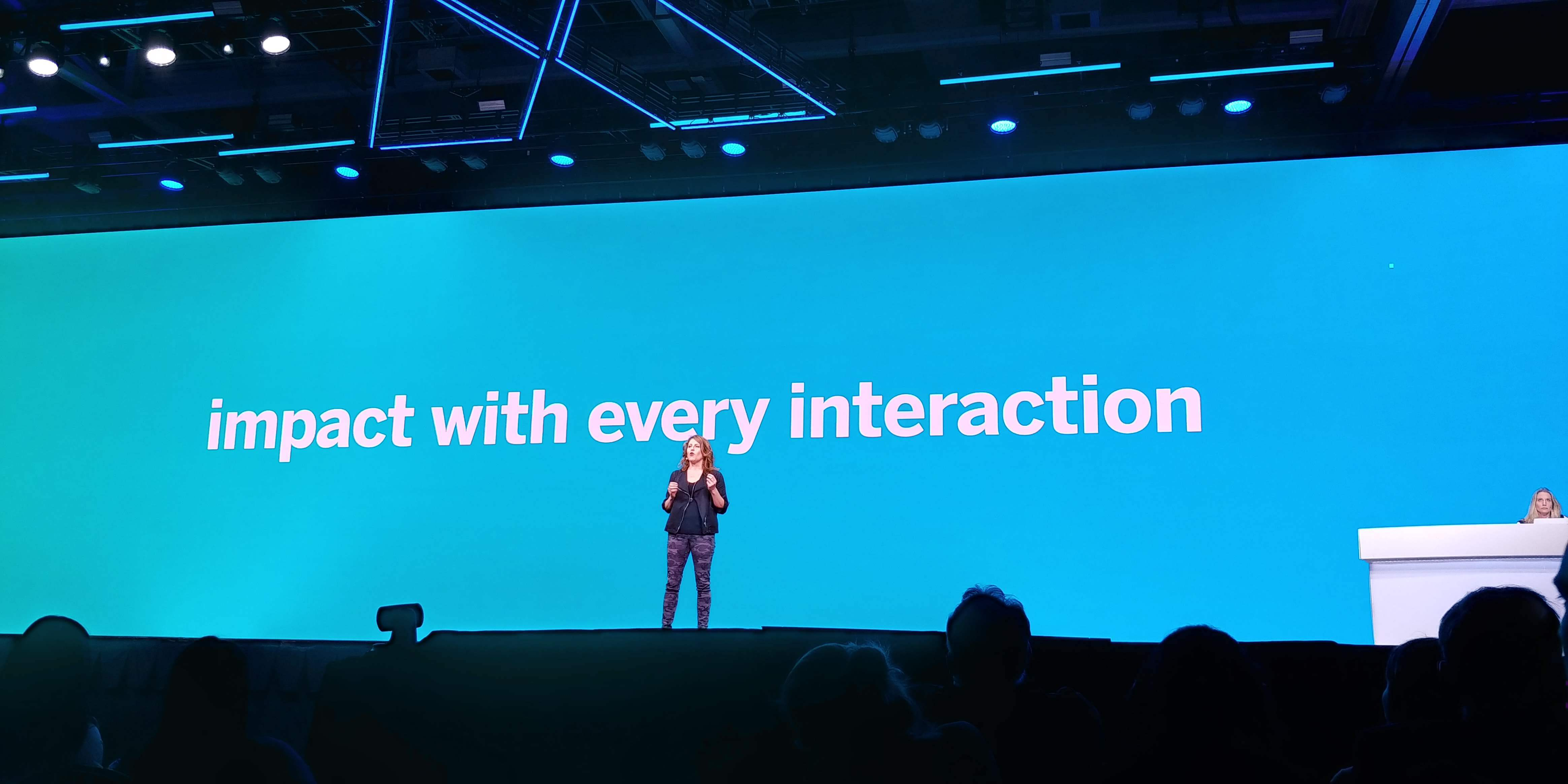 Check out all the customer experience innovations from X4 2019