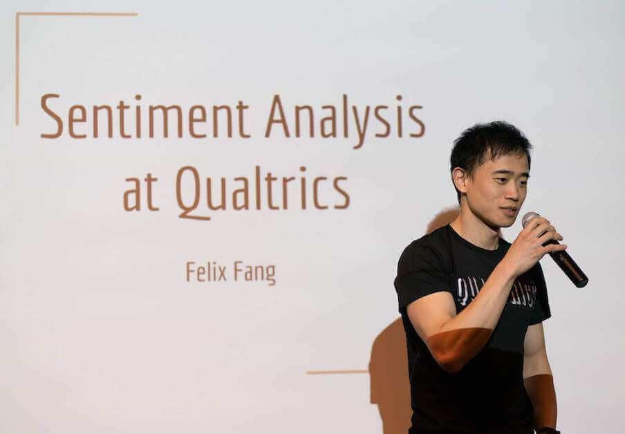 Why Qualtrics – Felix Fang – Machine Learning Engineer II – Seattle, WA