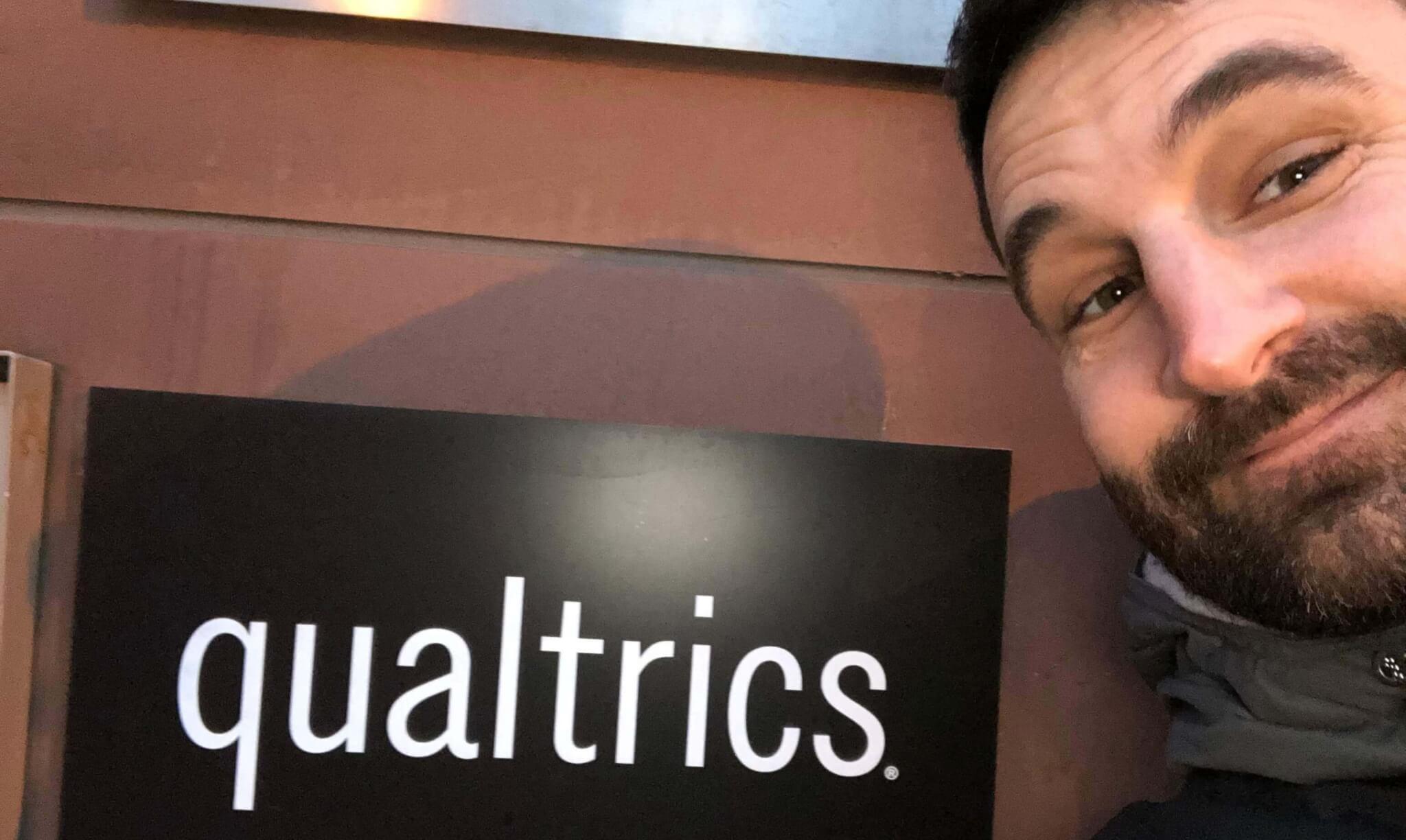 Why Qualtrics – Immanuel von dem Bussche – Enterprise Sales – München, Germany