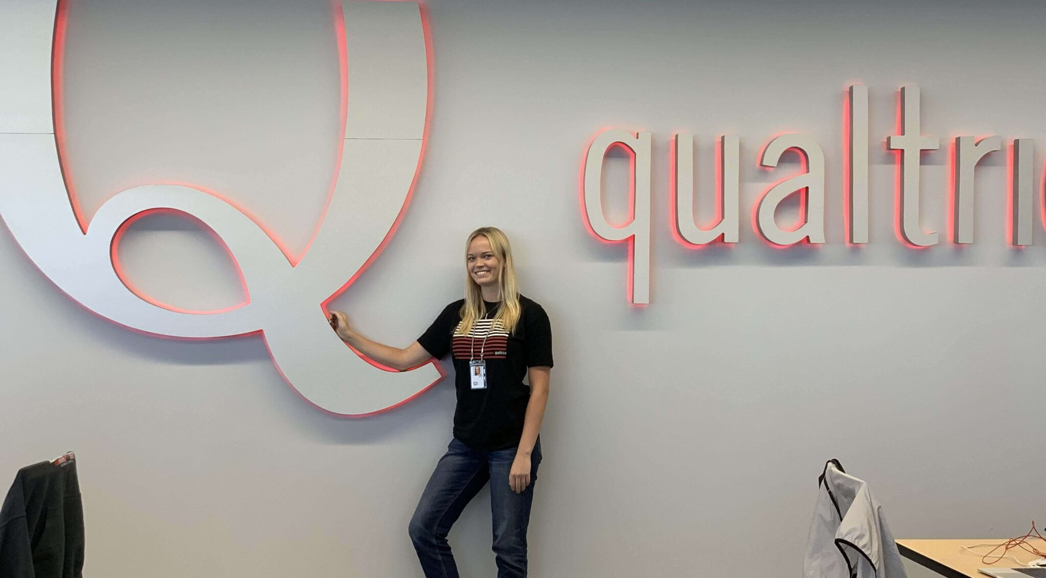 A Day in the Life of a Qualtrics Intern – Meet Emily Risch