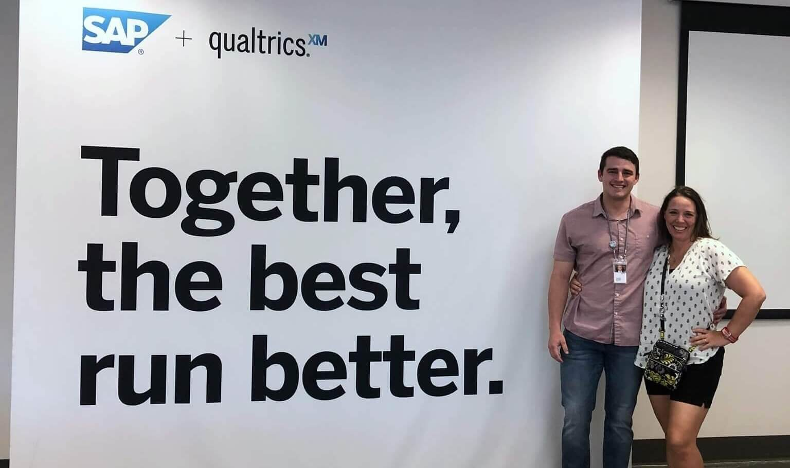 Why Qualtrics? – Jacob Bulger – Software Sales Development Representative Intern – Provo, UT