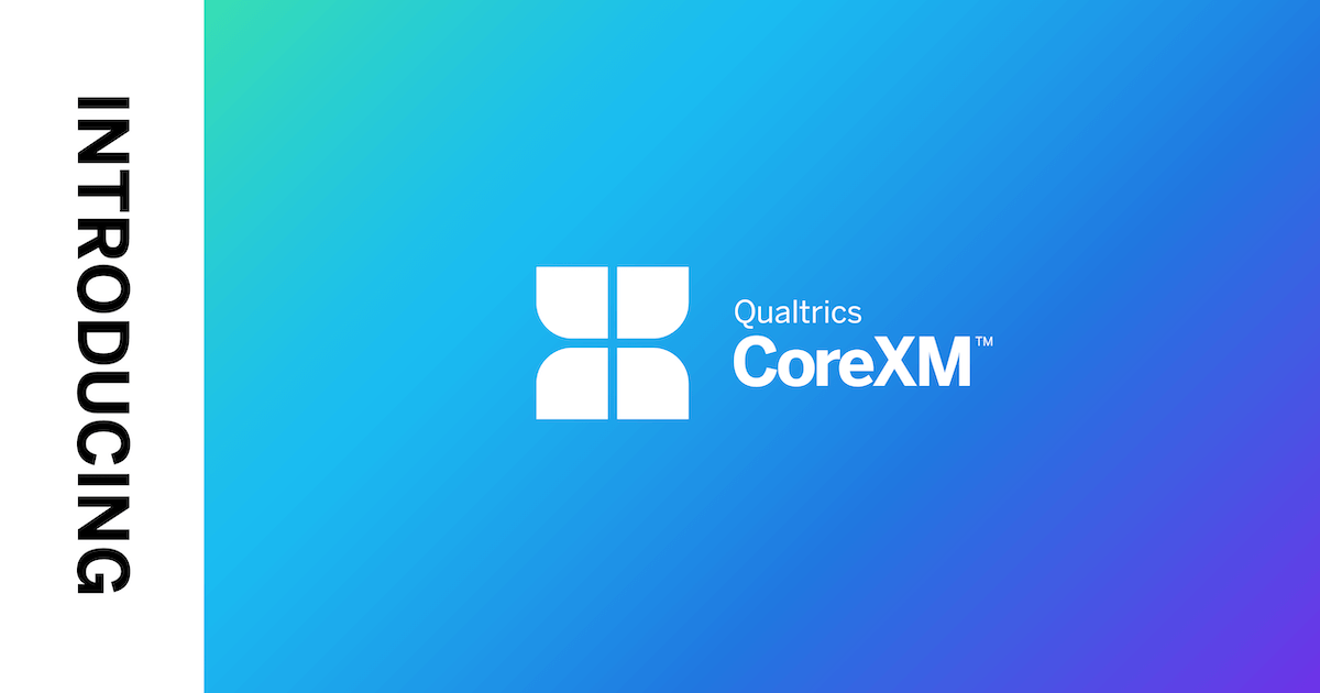 CoreXM, the Foundation of Experience Management