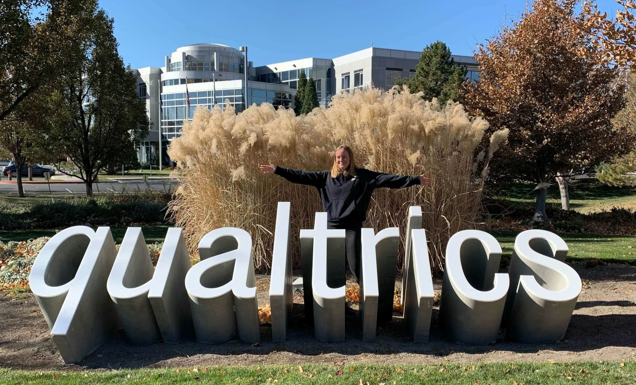 Why an Engineering Internship at Qualtrics? Lindsey's Story