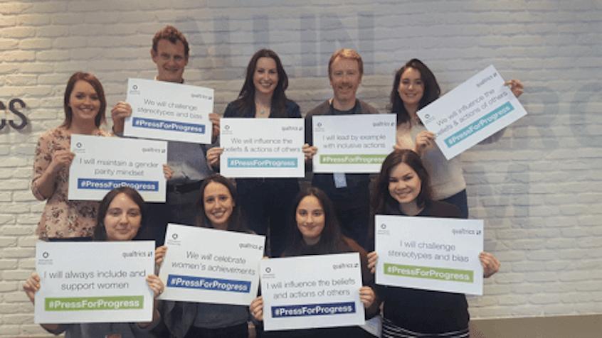 Why Qualtrics – Kaya van Enckevort – Enterprise Account Executive – Amsterdam, Netherlands