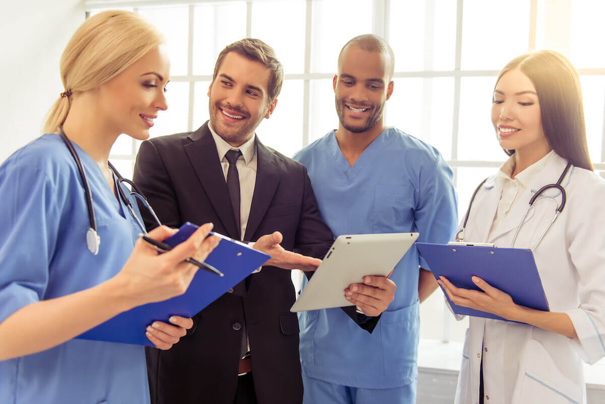 Improving patient experience by engaging your employees