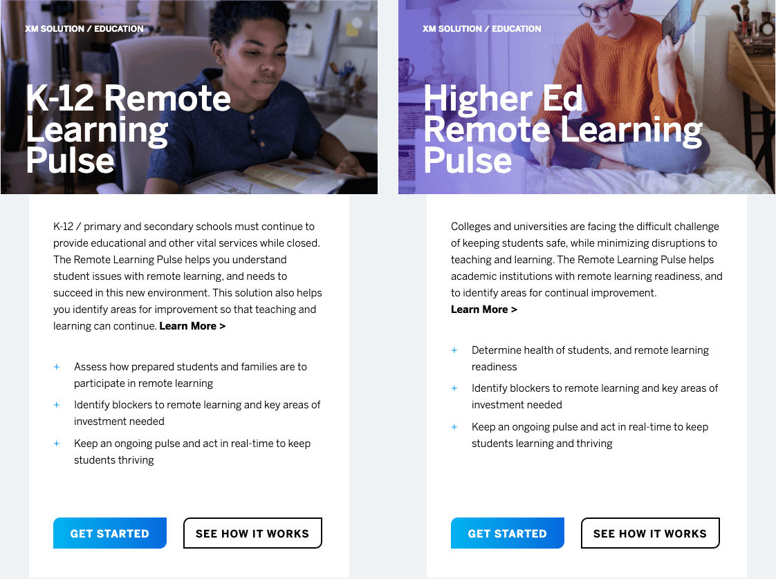 Remote Learning in Schools