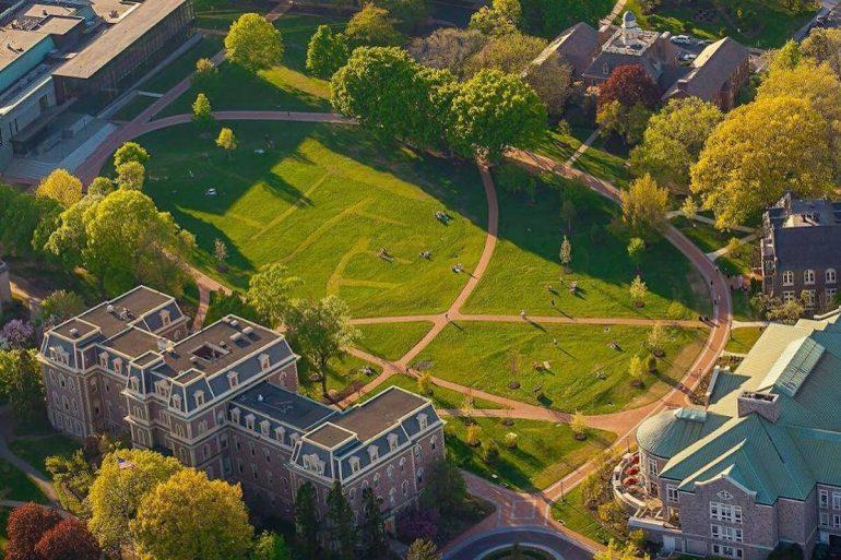 Lafayette College Quad
