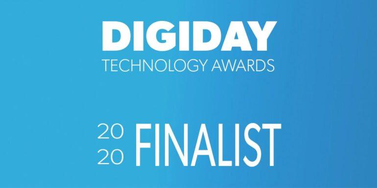 Digiday tech awards