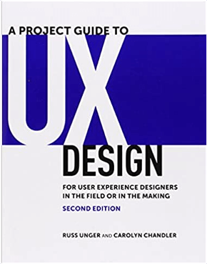 A Project Guide to UX Design - book cover