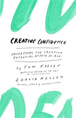 Creative Confidence - book cover
