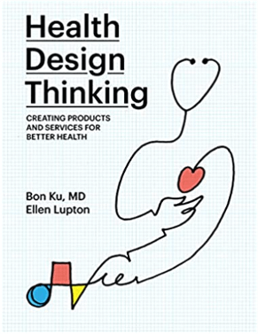 Health Design Thinking - book cover