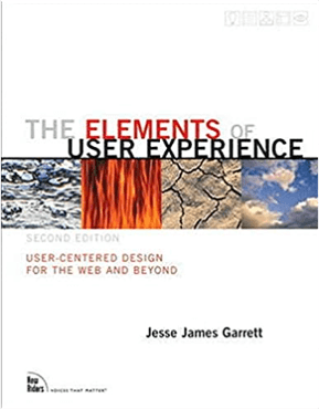 The Elements of User Experience - book cover