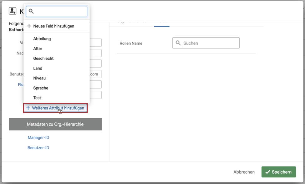 Verwalten von Dashboard-Benutzern (CX) image 5