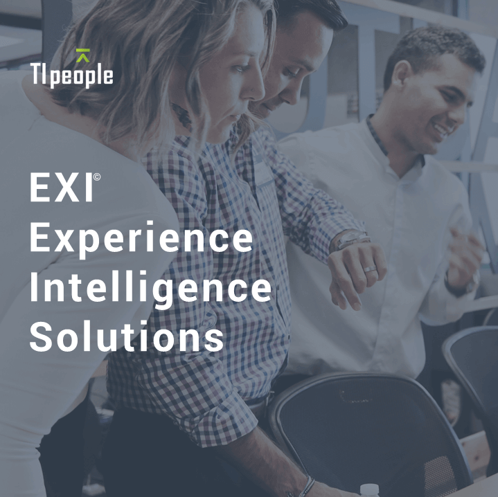 TI People EXI Experience Intelligence Solutions