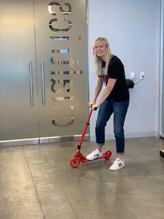 Qualtrics Intern - Emily - Day in the Life