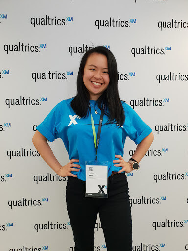 Why Qualtrics - Liching Yew - Technology Consultant - Sydney, Australia