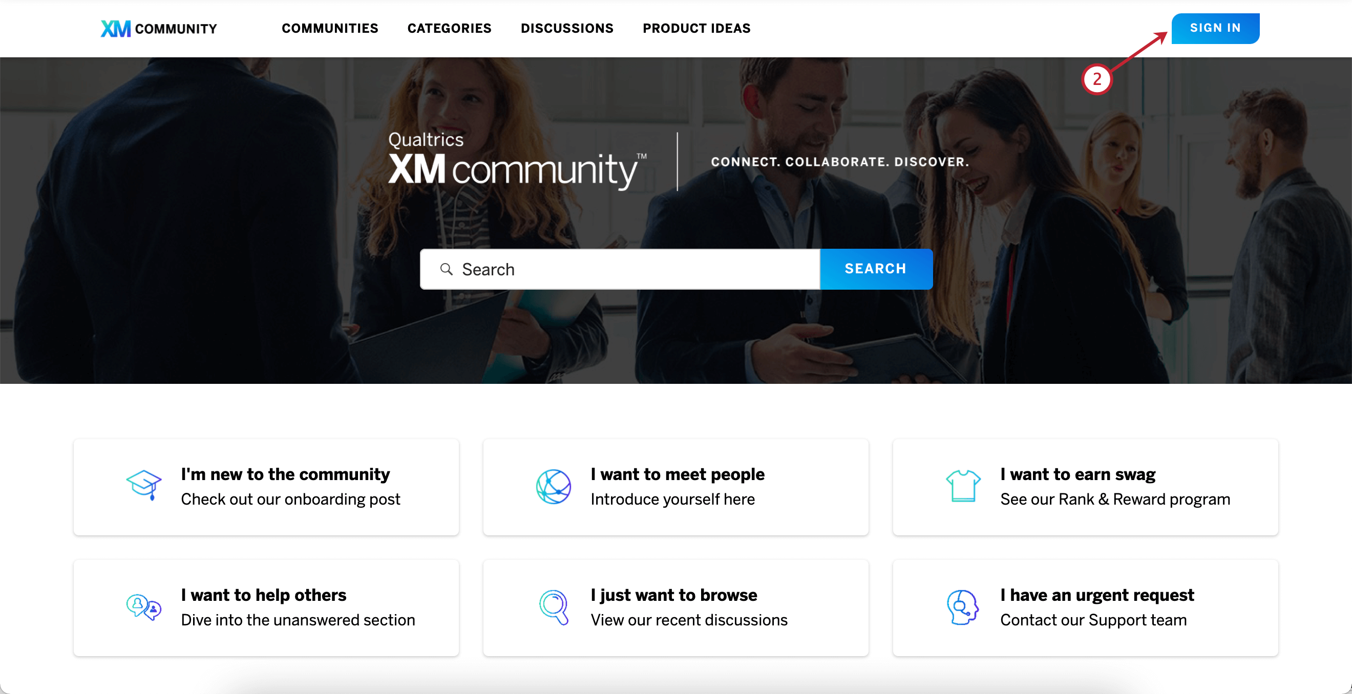 Sign in to Community