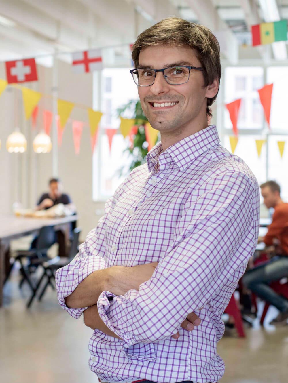 Picture of Sebastian McClintock