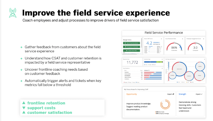 How to improve the field service experience
