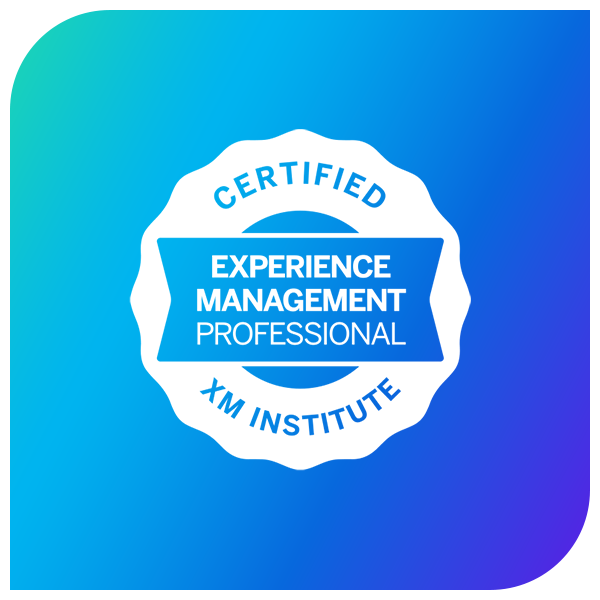 Introducing the XM Professional (XMP) Certification