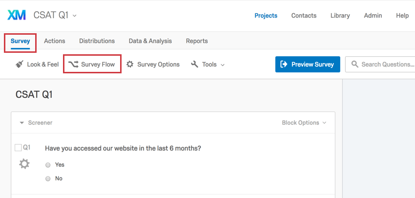 Embedded Data - Qualtrics Support
