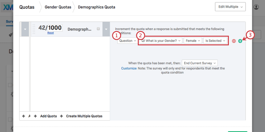 Qualtrics Tip: Create a Signup Form Where Options Don't