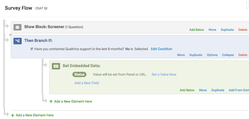 Embedded data qualtrics support fandeluxe Image collections