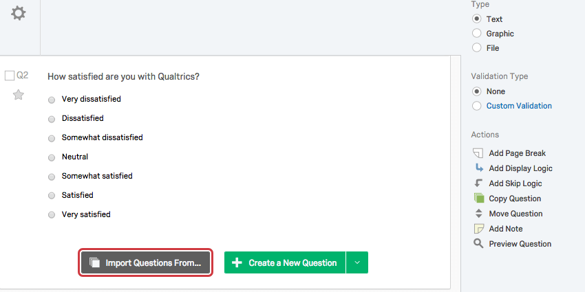 Survey Library - Qualtrics Support
