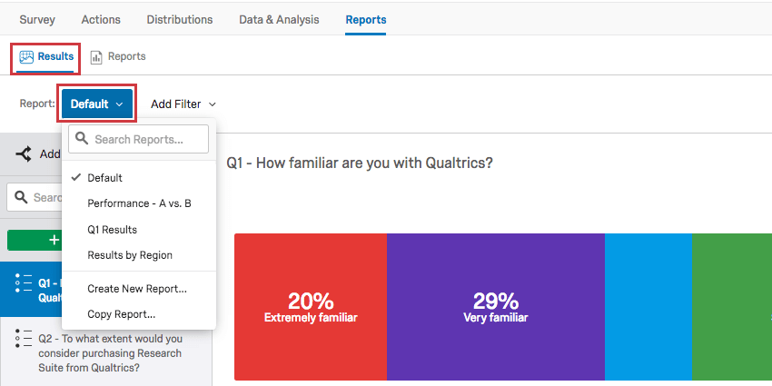 Scheduled results reports emails qualtrics support fandeluxe Image collections