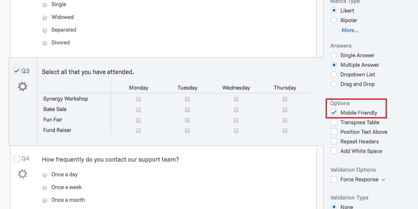 Mobile survey optimization qualtrics support fandeluxe Image collections
