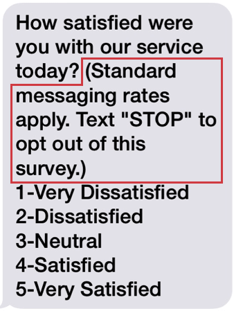 SMS Surveys - Qualtrics Support