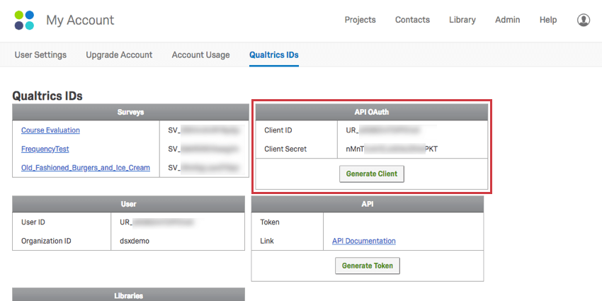 Api integration basic overview qualtrics support fandeluxe Choice Image