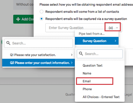 Single-Instance Incentives - Qualtrics Support