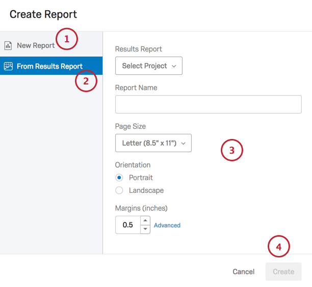Advanced-Reports Basic Overview - Qualtrics Support
