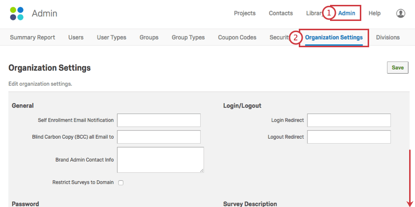 Using a custom from address qualtrics support fandeluxe Gallery