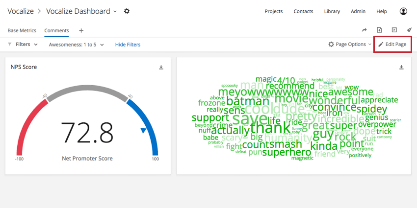 Filtering CX Dashboards - Qualtrics Support
