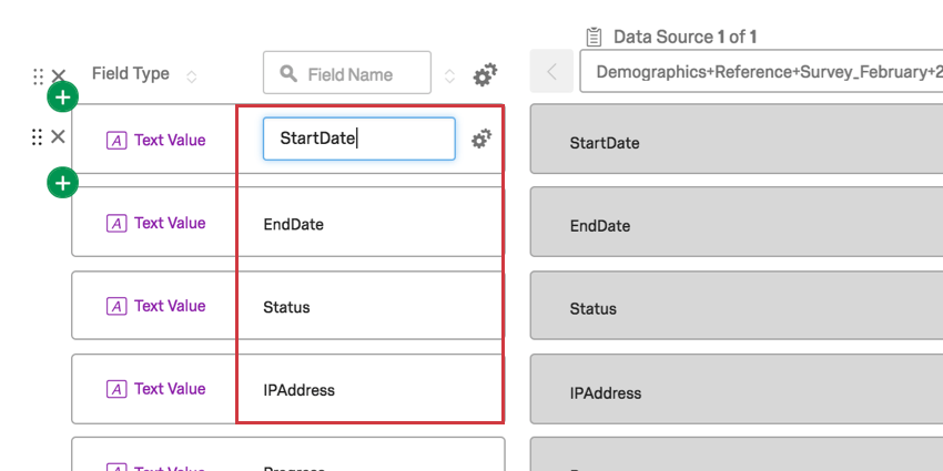 Importing a CSV as a CX Dashboard Source - Qualtrics Support