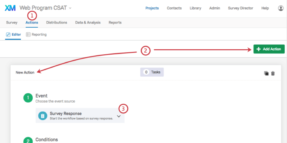 ServiceNow Integration - Qualtrics Support