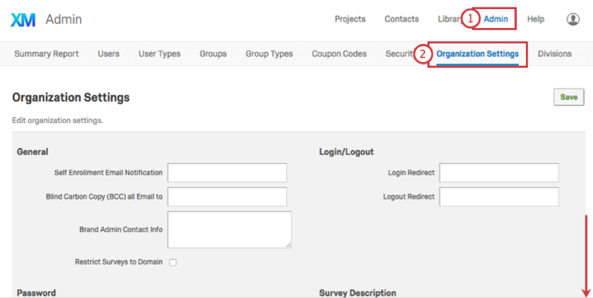 Using a Custom From Address - Qualtrics Support